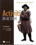 Activiti in Action : Executable Business Processes in Bpmn 2.0 - Tijs Rademakers