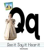 Qq eBook : See It Say It Hear It - Kelly Doudna