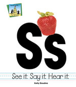 Ss eBook : See It Say It Hear It - Kelly Doudna