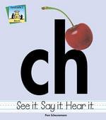Ch : See It Say It Hear It - Pam Scheunemann