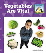 Vegetables Are Vital eBook - Amanda Rondeau