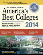 The Ultimate Guide to America's Best Colleges 2014 - Gen Tanabe