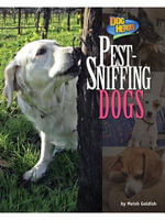 Pest-Sniffing Dogs - Meish Goldish