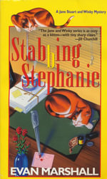 Stabbing Stephanie - Evan Marshall
