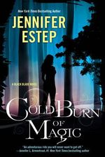 Cold Burn of Magic : Black Blade - Jennifer Estep