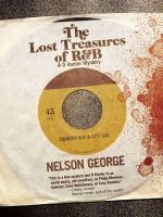 The Lost Treasures of R&B : A D Hunter Mystery - Nelson George