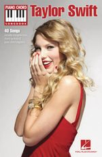 Piano Chord Songbook : Taylor Swift - Taylor Swift