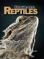 Reptiles : Xtreme Pets - S L Hamilton