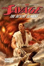Doc Savage : The Desert Demons - Kenneth Robeson