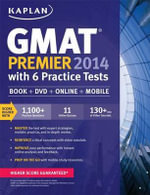 Kaplan GMAT Premier with 4 Practice Tests 2014 - Kaplan