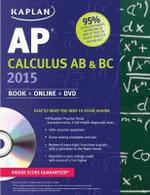 Kaplan AP Calculus AB & BC 2015 - Tamara Lefcourt Ruby