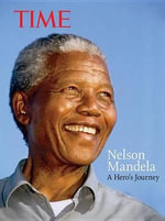 Time Nelson Mandela : A Hero's Journey - Inc Home Entertainment Time