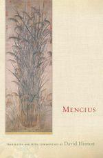 Mencius - David Hinton