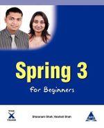 Spring 3 for Beginners - Sharanam Shah