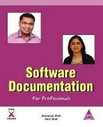 Software Documentation for Professionals - Sharanam Shah