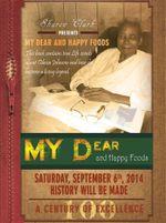 My Dear  and Happy Foods - Sharon Clark