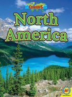 North America with Code : Continents (Hardcover) - Erinn Banting