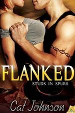 Flanked : Studs in Spurs - Cat Johnson