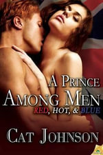 A Prince Among Men : Red, Hot & Blue - Cat Johnson