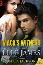 Mack's Witness - Myla Jackson