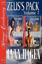 Zeus's Pack, Volume 2 [Knox : Torem] (Siren Publishing Menage Everlasting ManLove) - Lynn Hagen