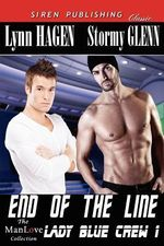 End of the Line [Lady Blue Crew 1] (Siren Publishing Classic ManLove) - Lynn Hagen