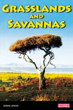 Savannas and Grasslands - Donna Latham