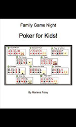 Family Game Night : Poker for Kids! - Mariena Foley