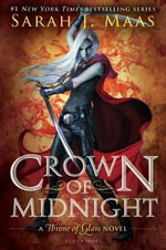 Crown of Midnight : Throne of Glass - Sarah J Maas