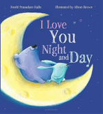 I Love You Night and Day - Smriti Prasadam-Halls