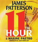 11th Hour : Women's Murder Club - James Patterson