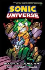 Sonic Universe : Scourge: Lockdown Vol. 8 - Sonic Scribes