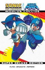 Sonic/Mega Man : Worlds Collide Super Deluxe Edition (Limited Edition) - Sonic/Mega Man Scribes