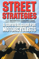 Street Strategies : A Survival Guide for Motorcyclists - David L. Hough
