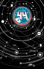 Letter 44 : Escape Velocity Volume 1 - Guy Major