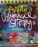 The Art of Whimsical Lettering - Joanne Sharpe