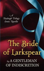 The Bride of Larkspear : Angels, Questions, and the Meaning of Life - Sherry Thomas