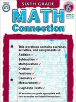 Math Connection, Grade 6 - Rainbow Bridge Publishing