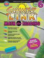 Math plus Reading, Grades 5 - 6 : Super Edition for Summer Learning - American Education Publishing