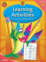 Learning Activities, Grade 1 - Brighter Child