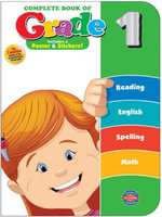 Complete Book of Grade 1, Grade 1 - American Education Publishing