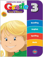 Complete Book of Grade 3, Grade 3 - American Education Publishing
