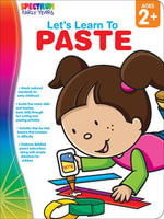 Let's Learn to Paste, Grades Toddler - Pk - Spectrum