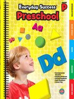 Everyday Success Preschool, Grade PK - American Education Publishing