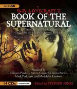 H.P. Lovecraft's Book of the Supernatural : 20 Classic Tales of the Macabre, Chosen by the Master of Horror Himself - H P Lovecraft