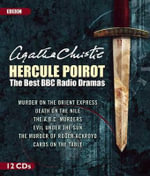 Agatha Christie's Hercule Poirot : The Best BBC Radio Dramas - Agatha Christie