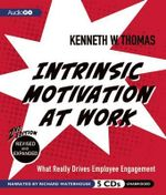 Intrinsic Motivation at Work : What Really Drives Employee Engagement - Kenneth W Thomas