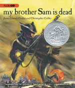My Brother Sam Is Dead - James Lincoln Collier