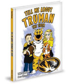 Tell Me about Truman the Tiger - David Schramm