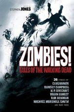 Zombies! : Tales of the Walking Dead